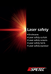 Laser safety catalog front