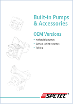 OEM Built In Pumps catalog