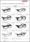 frames laser safety glasses