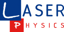 laser physics logo